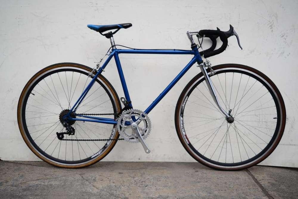 Bicicleta Semicarreras Nueva