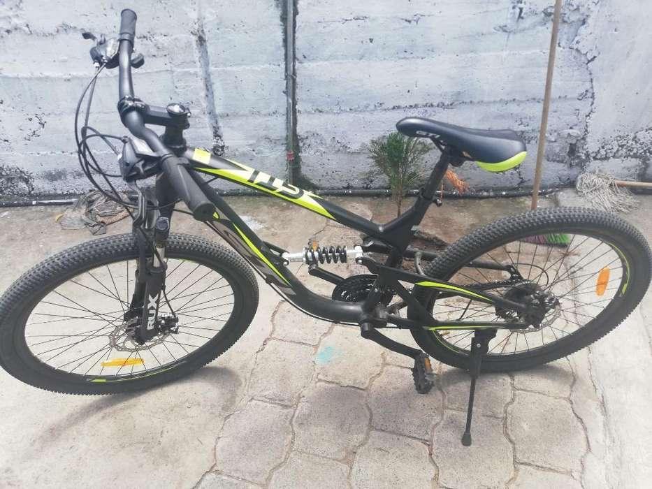 Vendo Bicicleta Gti en Buenas Condicione