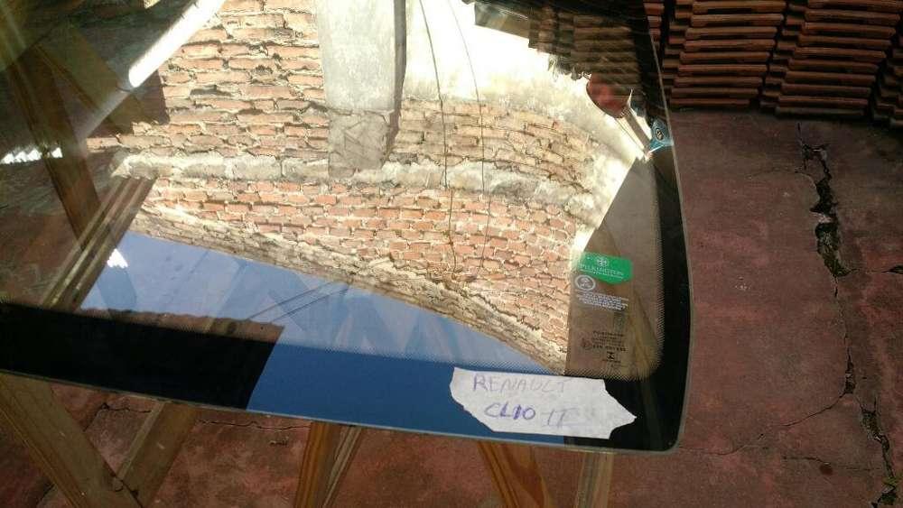 Parabrisas de Clio 2 en Degrade