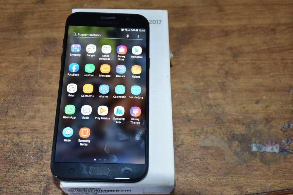 Samsung A7 Libre 4g con Funda Rinke