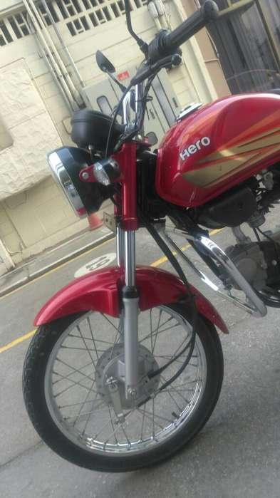 Vendo Moto <strong>honda</strong> Hero 100cc