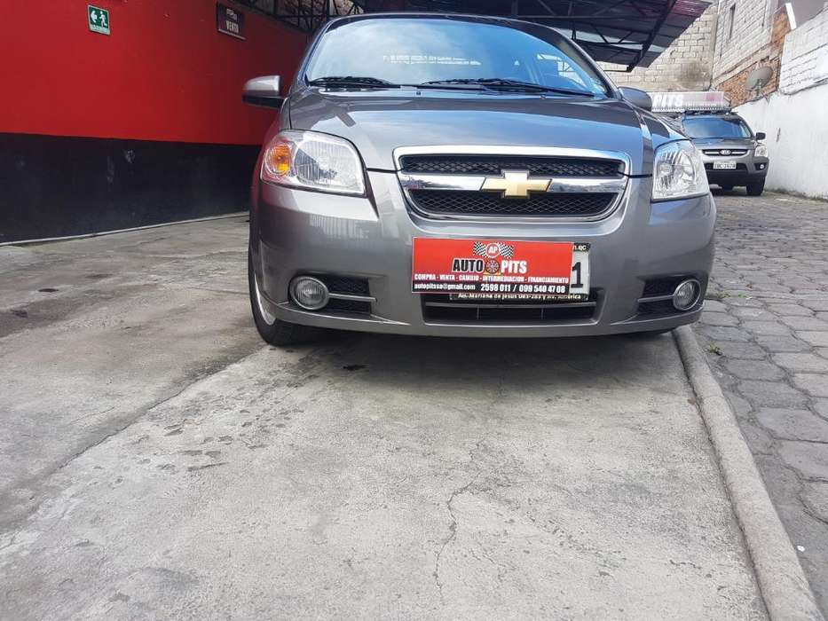 Chevrolet Aveo 2016 - 69900 km