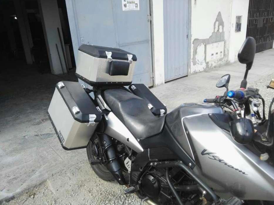 Suzuki Vstrom 650 Cc