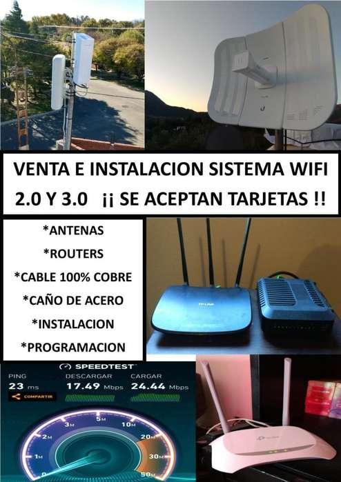 WIFI 3.0 !!! VENTA E INSTALACION