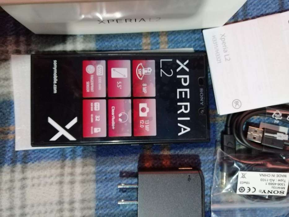 Vendo Sony Xperia L2 Casi Nuevo