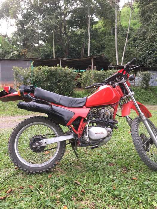 Moto Honda Xl 250
