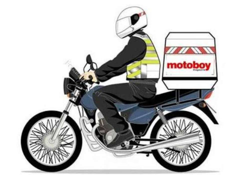 Busco Trabajo con Moto Propia Repartidor