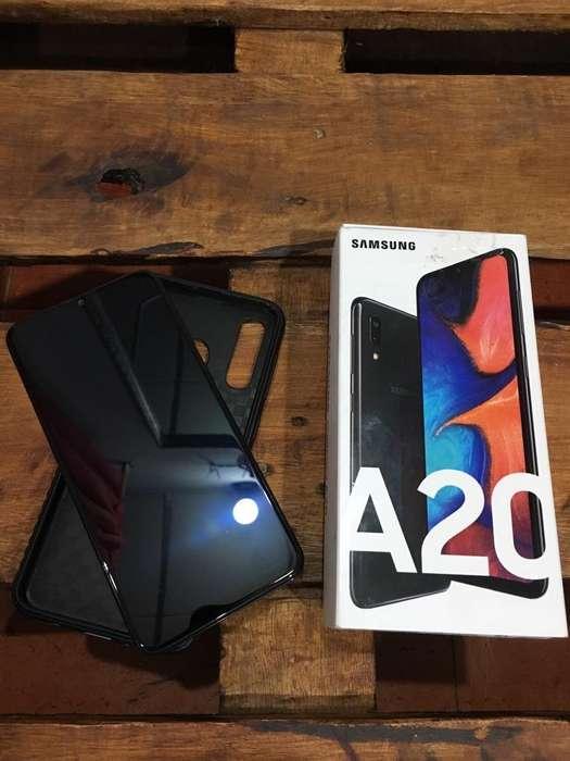 Samsung A20 Dias de Uso