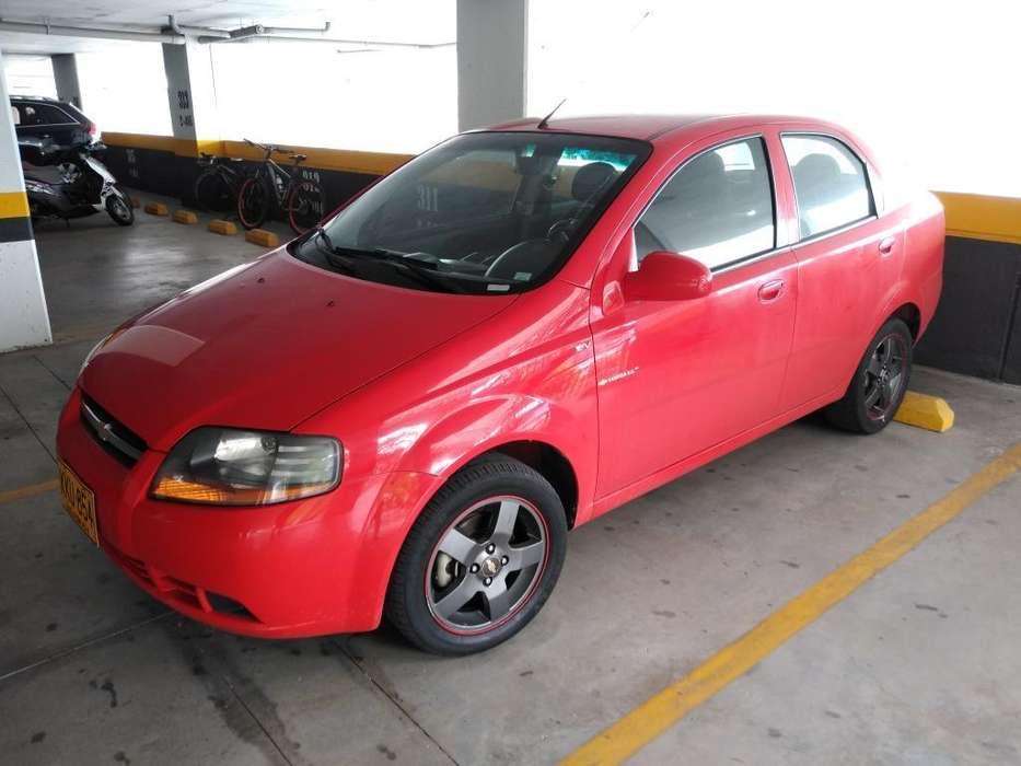Chevrolet Aveo 2012 - 69365 km