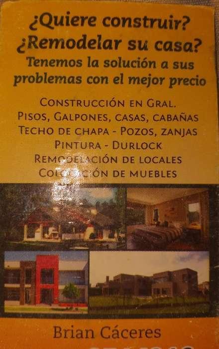 Costrucciones Y Refacciones 3513941164