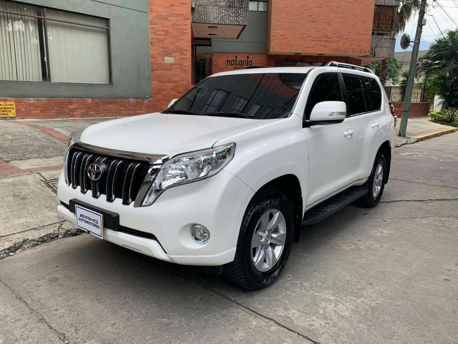 Toyota Prado 2015 - 50000 km
