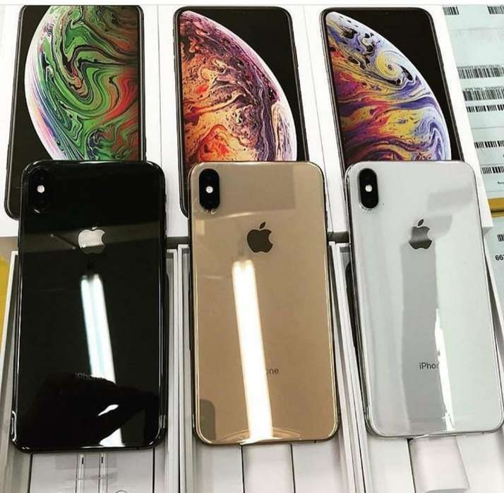 Celulares Libres iPhone Xs 64gb