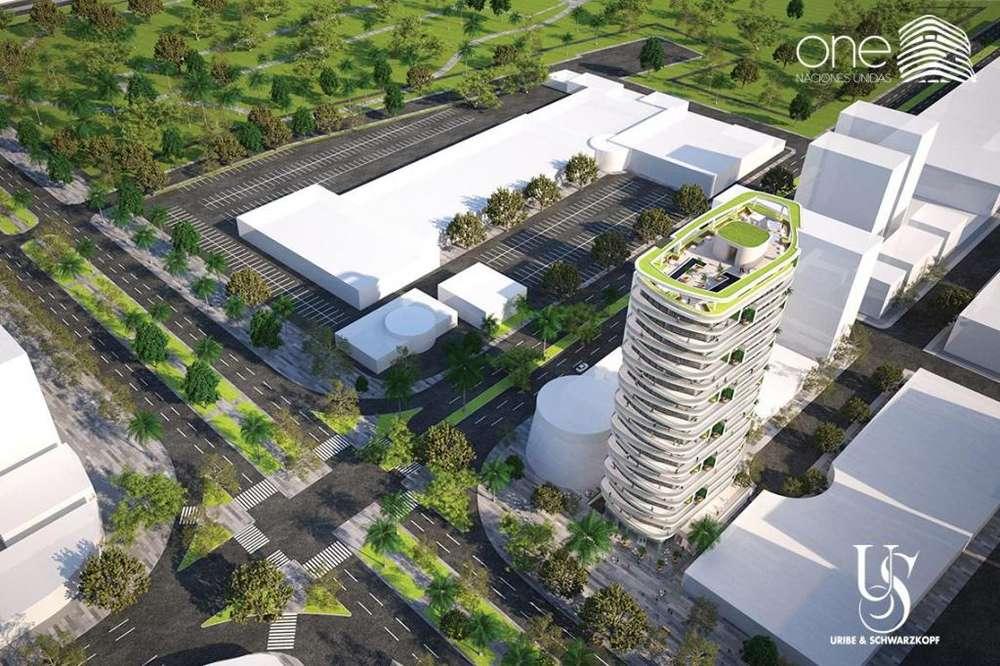 Venta Departamento ubicado en Quito/ La Carolina en el Edificio ONE/ Amazonas/ CCI/ CCNU