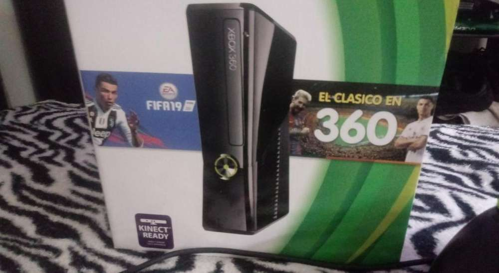 Xbox360 500 Gb Kinet