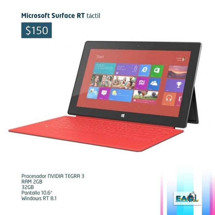 Laptop - Tablet Microsoft Surface Rt En Excelente Estado