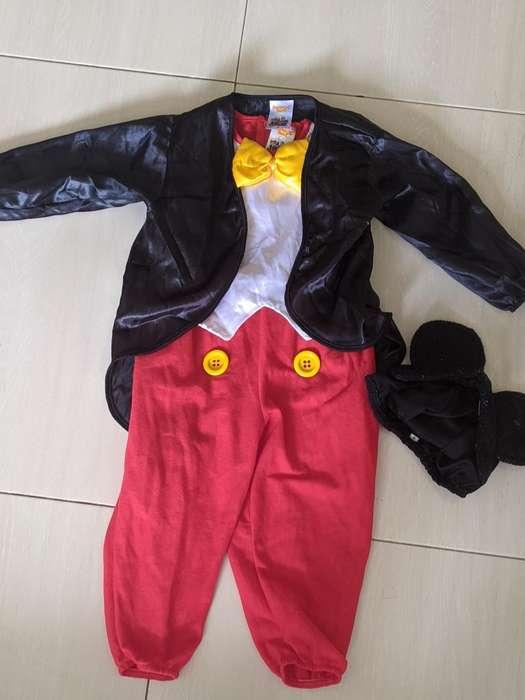 Micky Mouse Talla 4