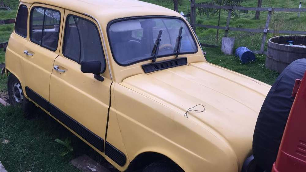<strong>renault</strong> R4  1971 - 15000 km