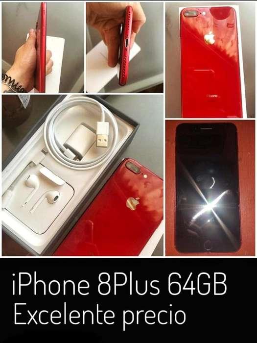 iPhone 8 Plus Edicion Limitada