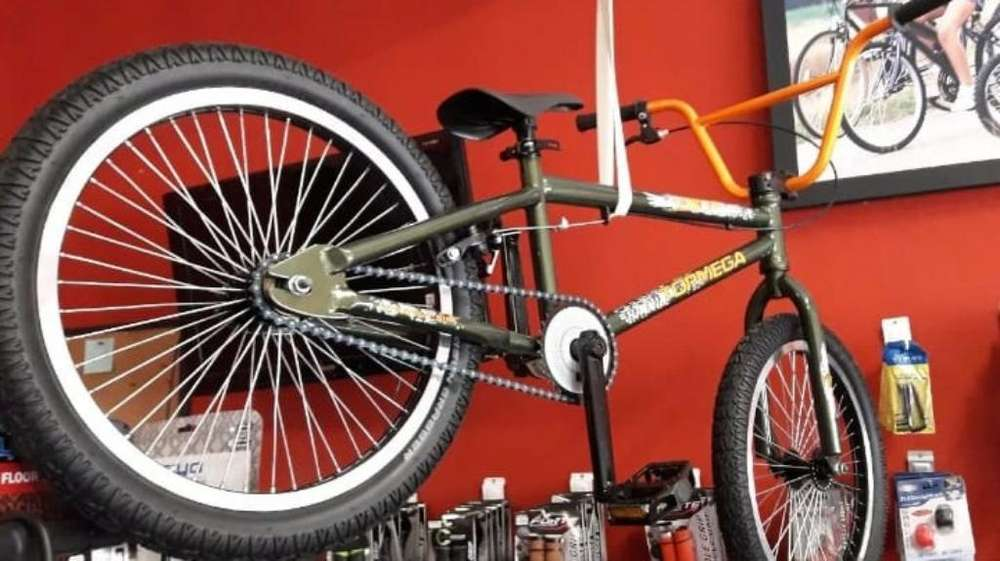 Vendo Bicicleta para Salto Bmx Freestyle