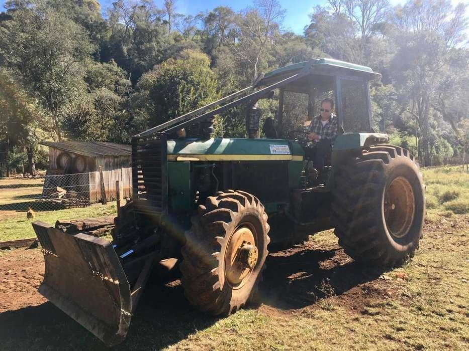 Vendo-Permuto Tractor John Deere 3550 - 4X4