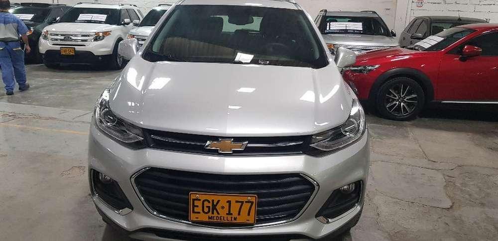Chevrolet Tracker 2018 - 17000 km