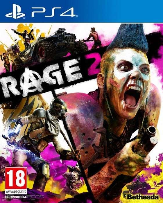 rage 2 para ps4 nuevo sellado