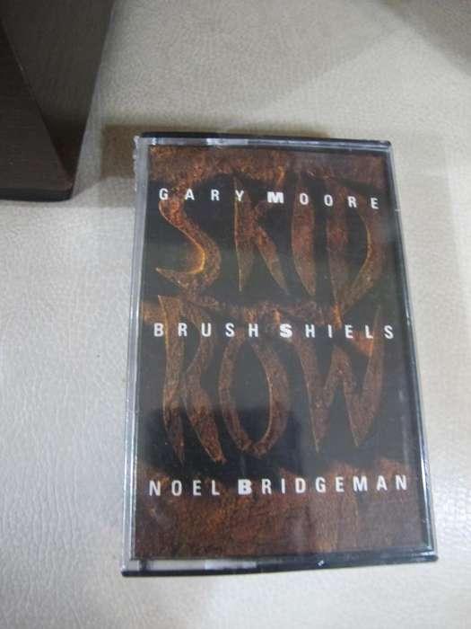 Skid Row Cassette Uk
