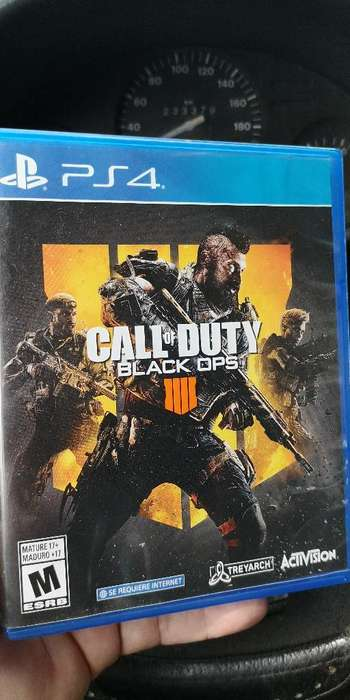 Vendo Call Of Duty Black Ops4