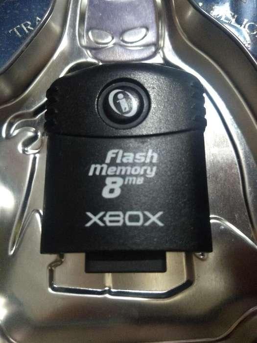 Memoria Flash 8mb Xbox