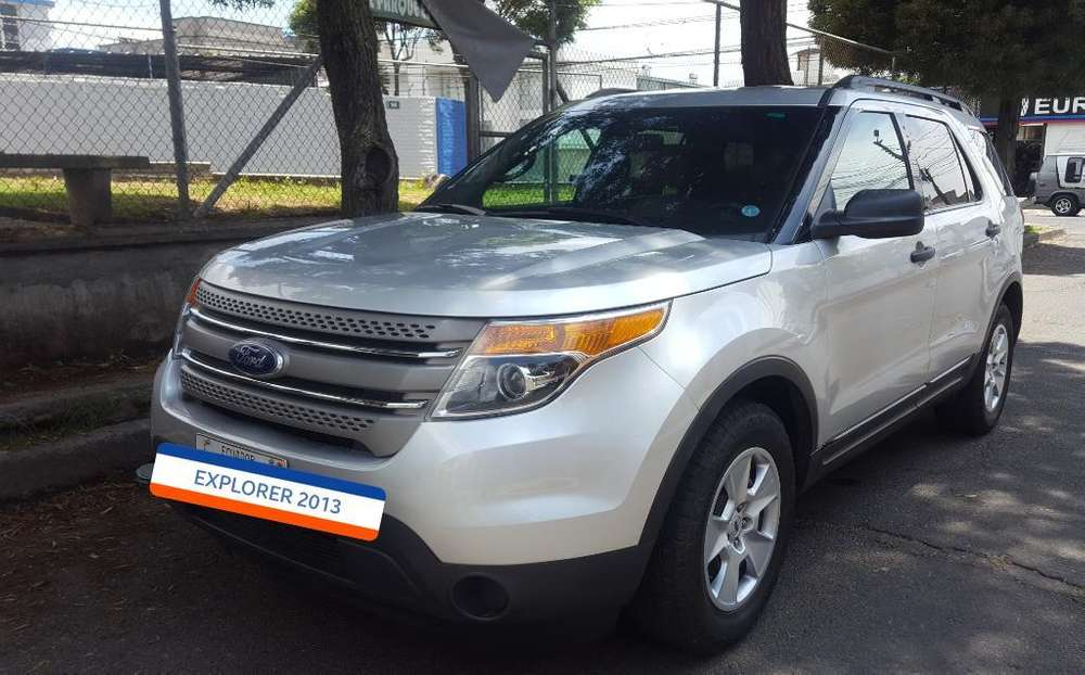 Ford Explorer 2013 - 132000 km
