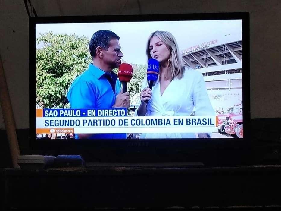 Tv Hd Pantalla Plana, Sankey 14 Pulgadas
