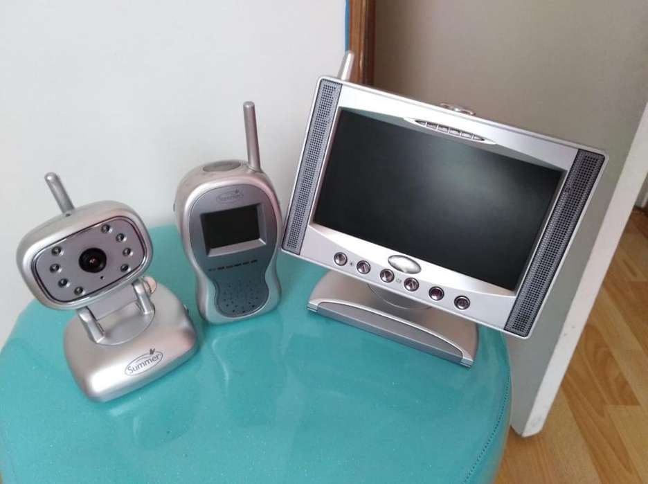 Vendoganga!! Monitor Doble para Tu Bebe