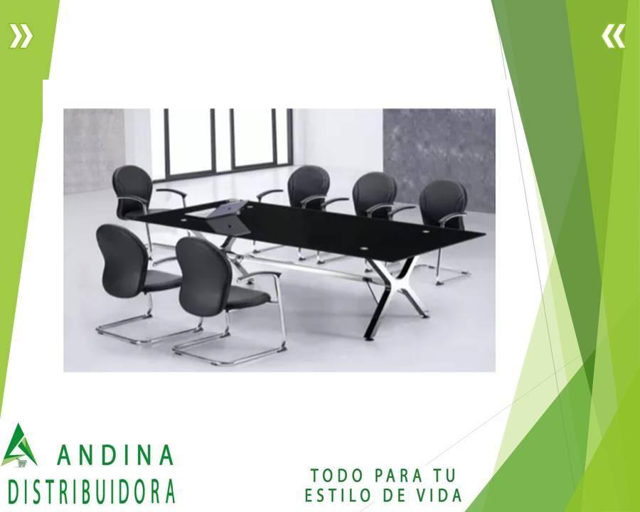 Mesa De Reuniones Para Oficina Elegantes - Quito
