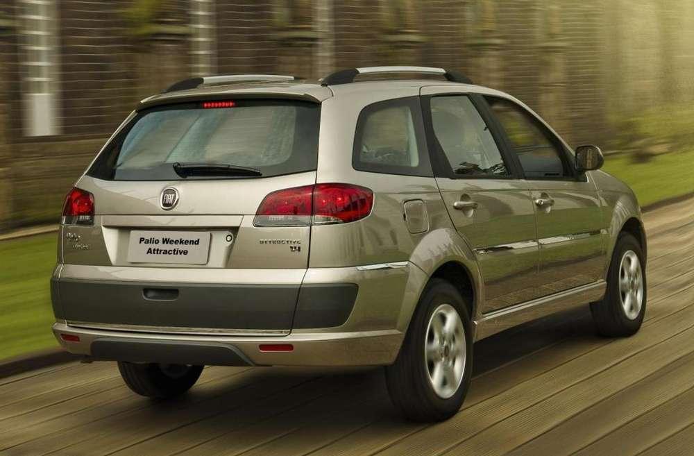 Fiat Palio Weekend 2010 - 117000 km