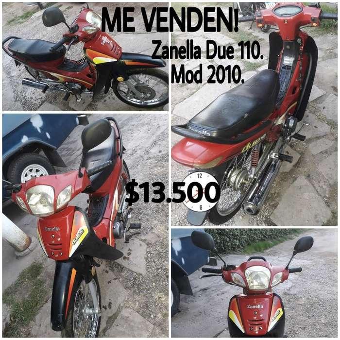 Vendo Zanella 110 Mod 2010
