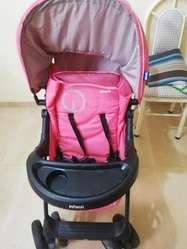 Coche Infantil Travel Sistema E30.