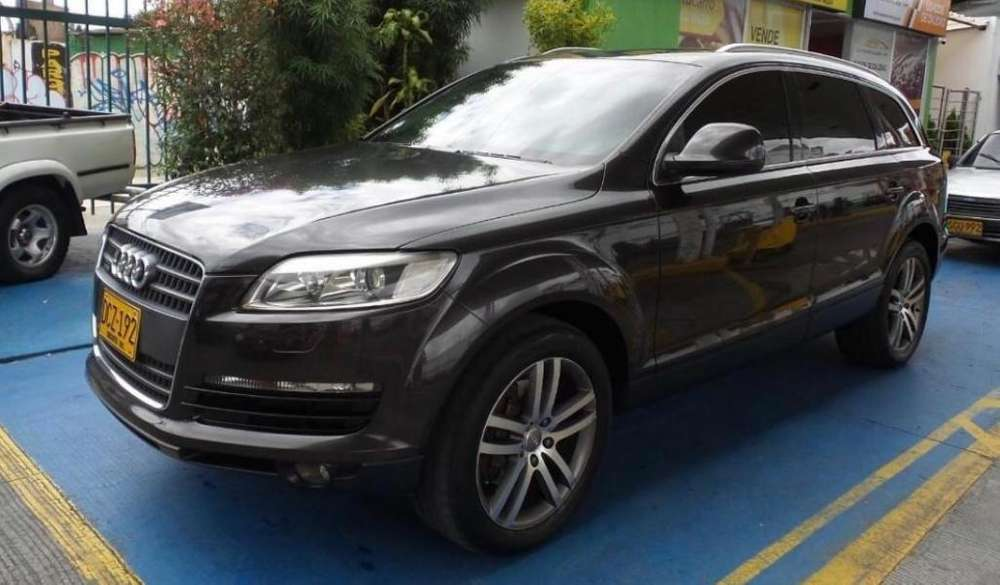 <strong>audi</strong> Q7 2009 - 91000 km