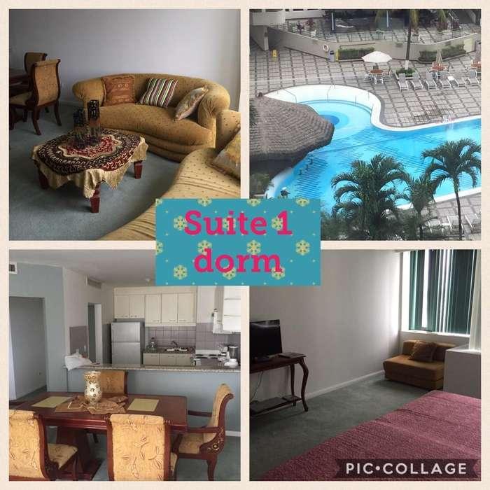 Alquilo Suite en Torres /Hilton Colon