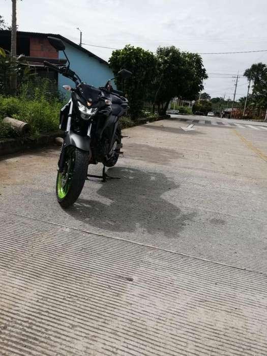 vendo <strong>yamaha</strong> fz 250 recibo moto