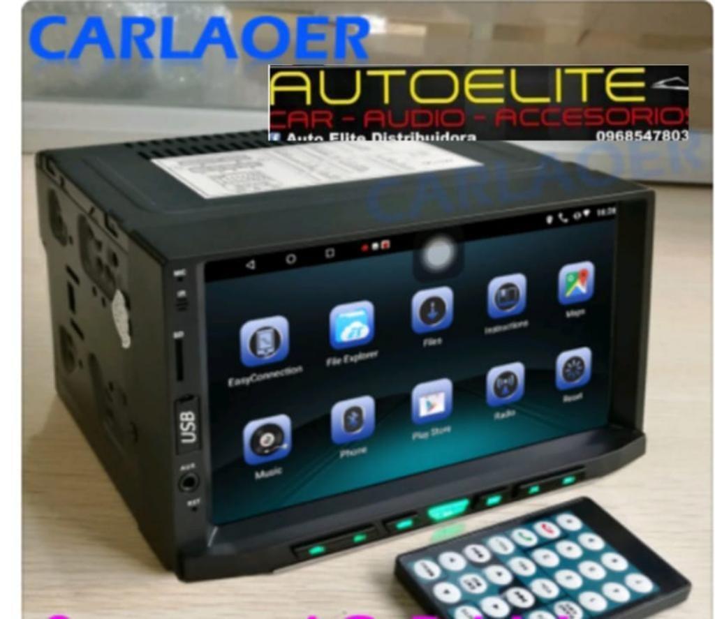 Radios Pantalla para Carro Luces Tuning