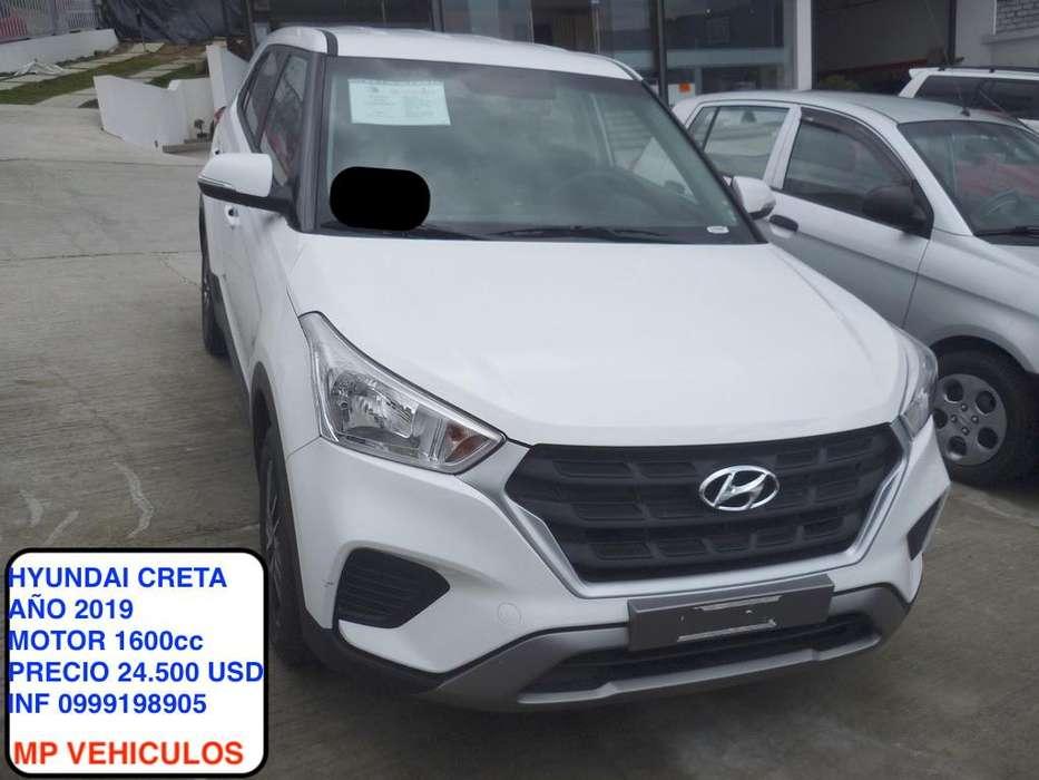 Hyundai Creta 2019 - 18000 km