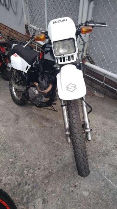 Excelente en Duro Suzuki Dr 200 Al Dia.