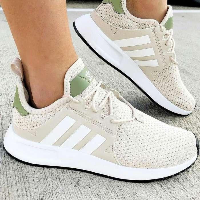 Zapatos Adidas Xplr Crema