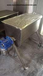 mezcladoras  para alimentos de cintas y de paletas