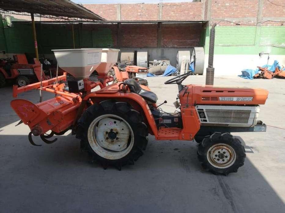 MiniTractor Kubota 20HP