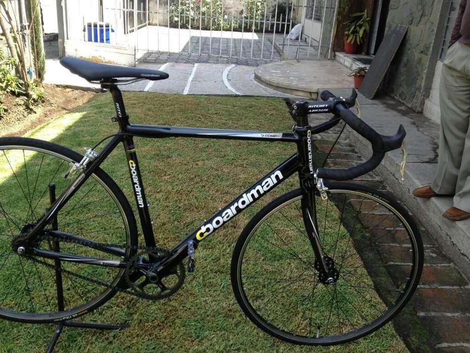 Bici Inglaterra Nueva