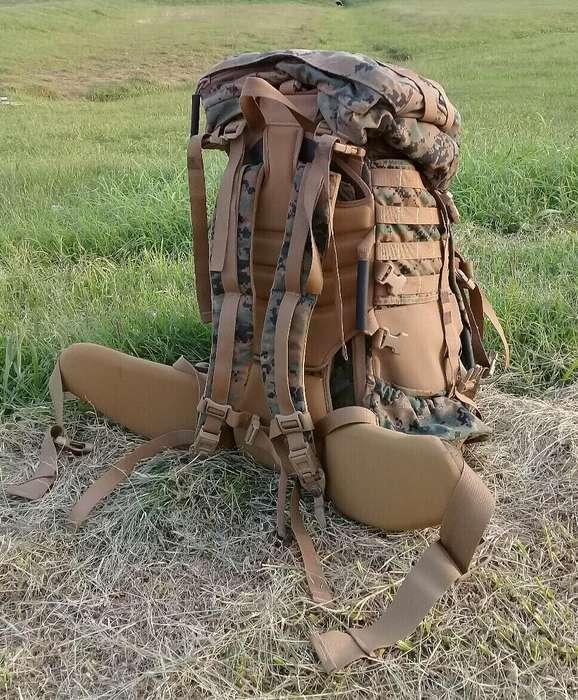 Mochila Militar Ilbe Usmc Gen2 Propper