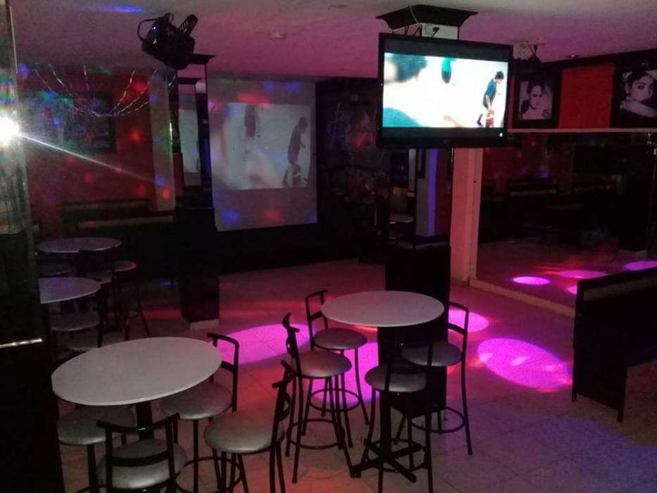 Se Vende Bar Discoteca