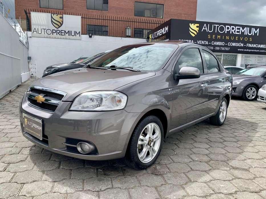 Chevrolet Aveo 2018 - 35000 km