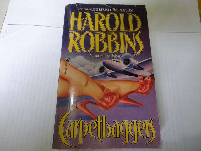 LIBRO EN INGLES THE CARPETBAGGERS